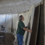 Restauração do Auditório