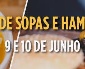 Festivais Gastronômicos no Memorial: agora é a vez da Sopa e do Hambúrguer