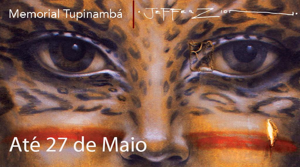 Memorial Tupinambá: mostra com inspiração sacra-indígena chega ao Memorial