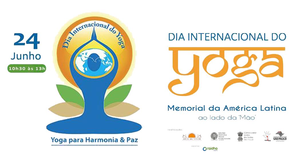 Dia Internacional da Yoga terá aula com professor indiano, palestras, danças e meditações