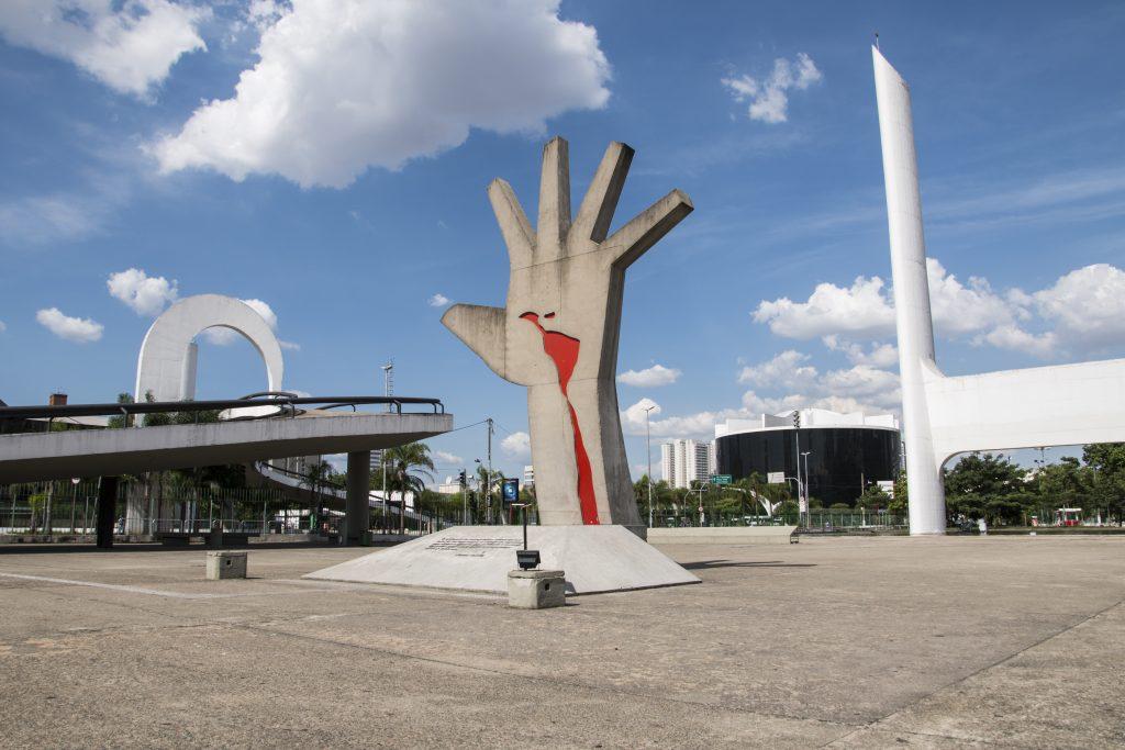 Agenda Memorial: funcionamento dos espaços (18 de abril a 5 de maio)