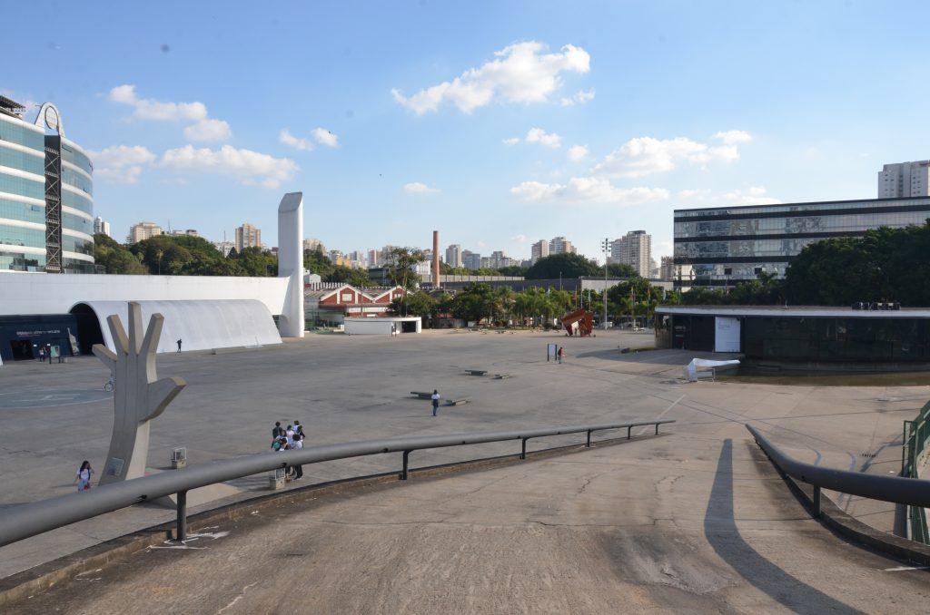 Praça Cívica fechada para o Cultura Inglesa Festival