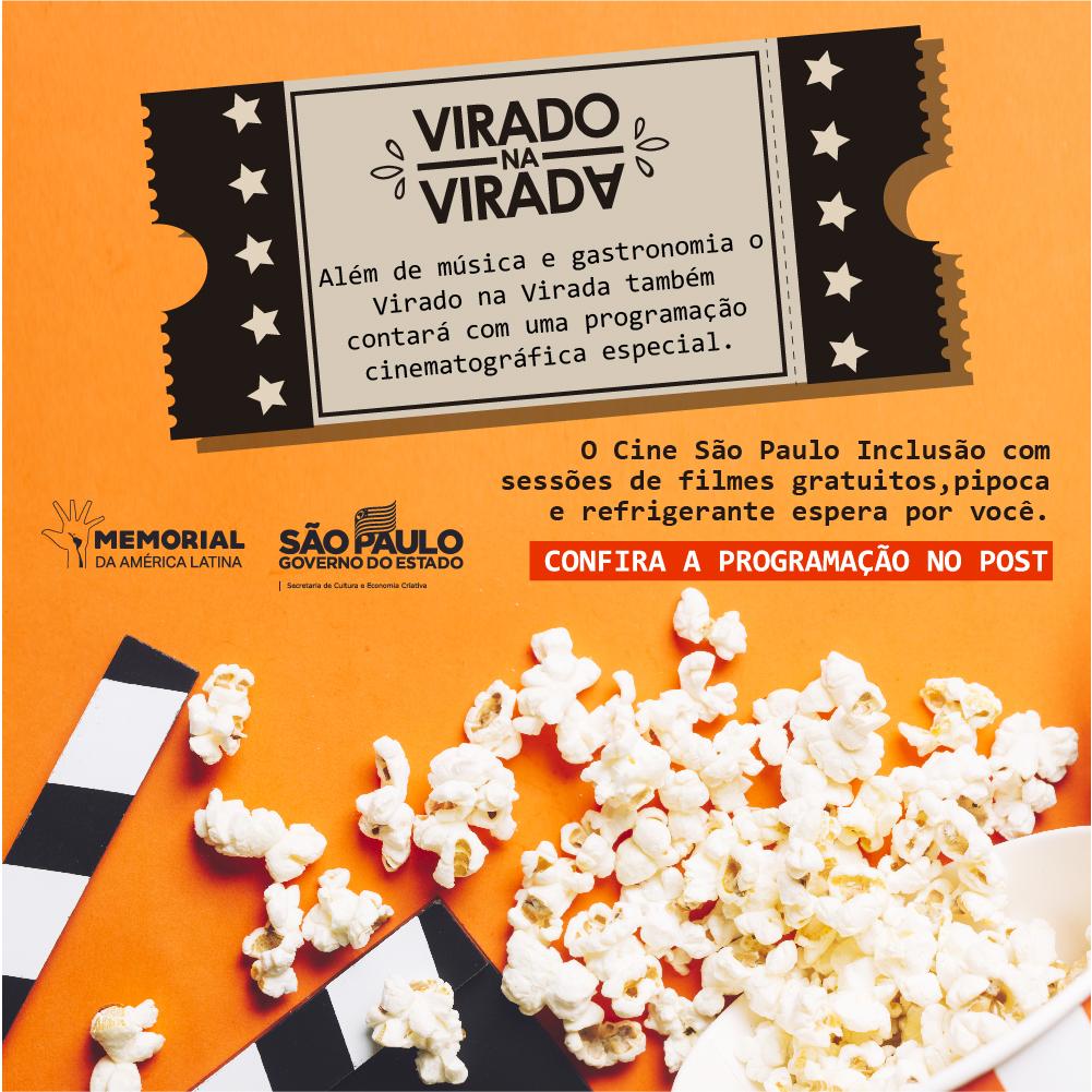 Cine São Paulo Inclusão vem ao Memorial nos dias 18 e 19 de maio